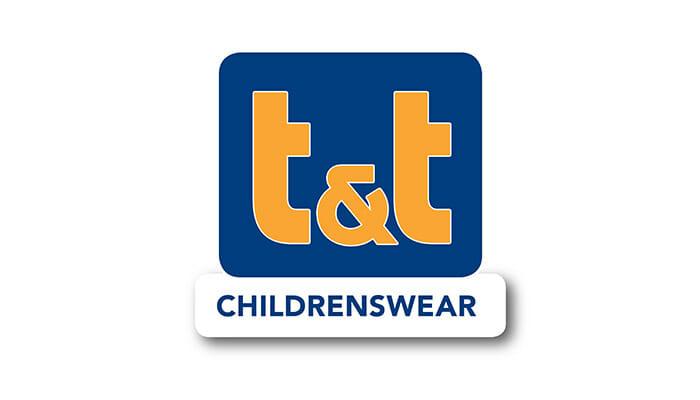 T&T Childrenswear logo
