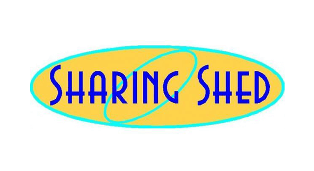 Sharing Shed logo