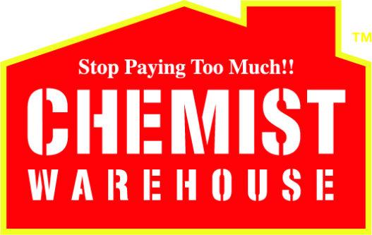 Chemist Warehouse logo