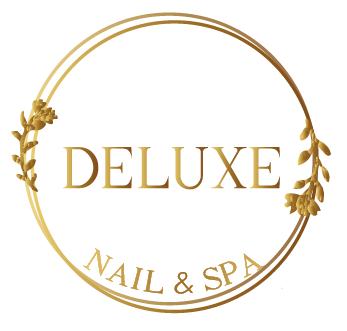 Deluxe Nail & Spa logo