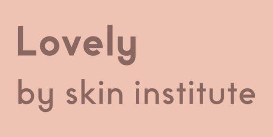 Lovely by Skin Institute logo
