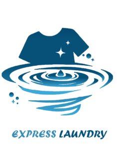 Express Laundry logo