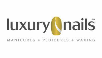 Luxury Nails logo