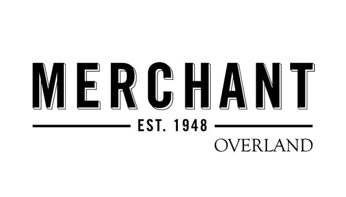 Merchant by Overland logo