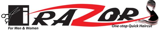 iRazor Haircuts logo