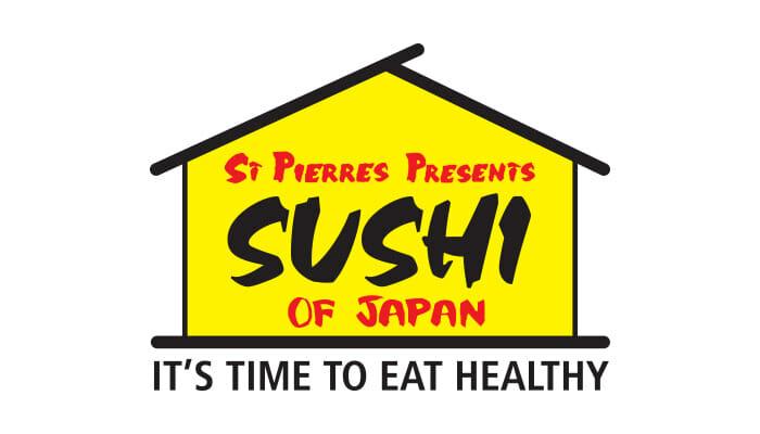 St Pierre's logo