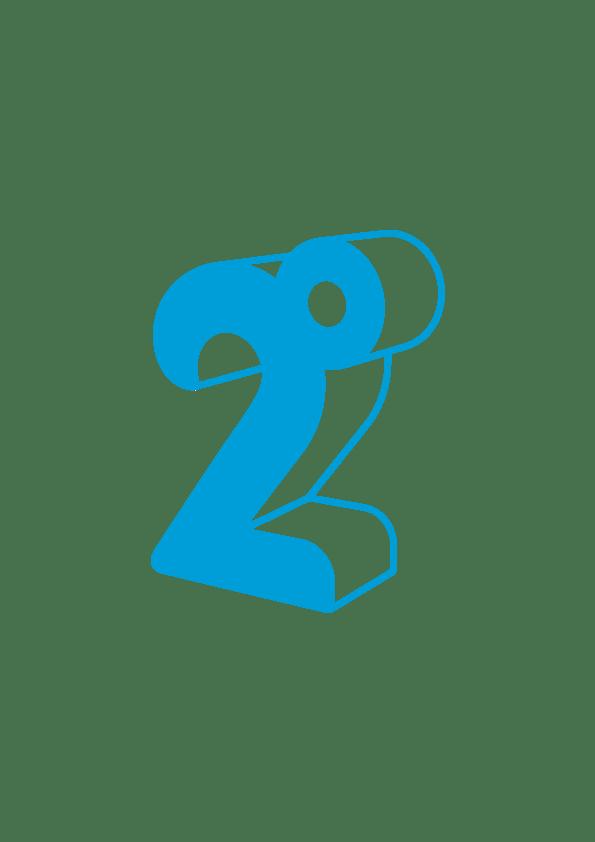 2degrees logo